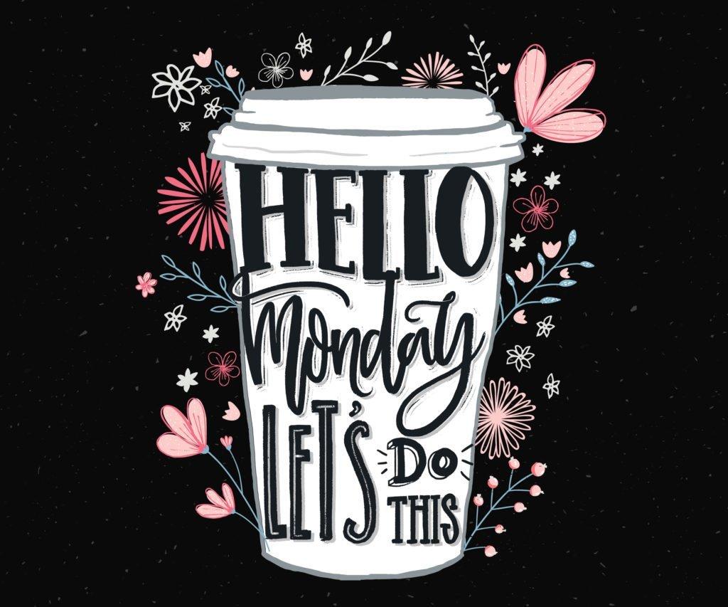 Manuscript Mondays 1